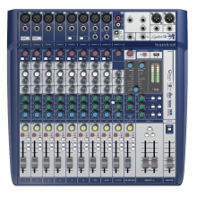 Soundcraft Spirit E6*