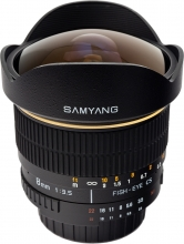 Samyang  8mm f/3.5 IF MC